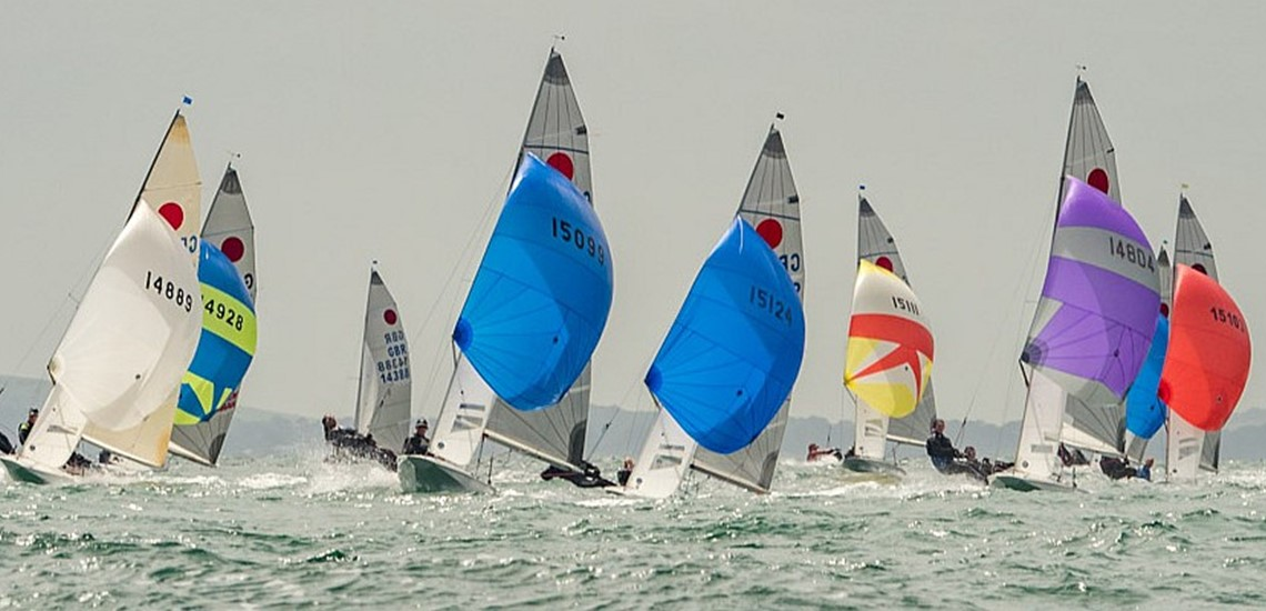 Fireball | HISC - Hayling Island Sailing Club