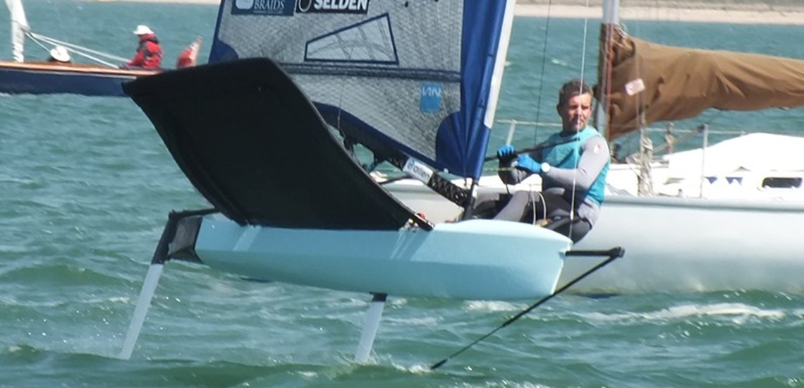 Int Moth | HISC - Hayling Island Sailing Club